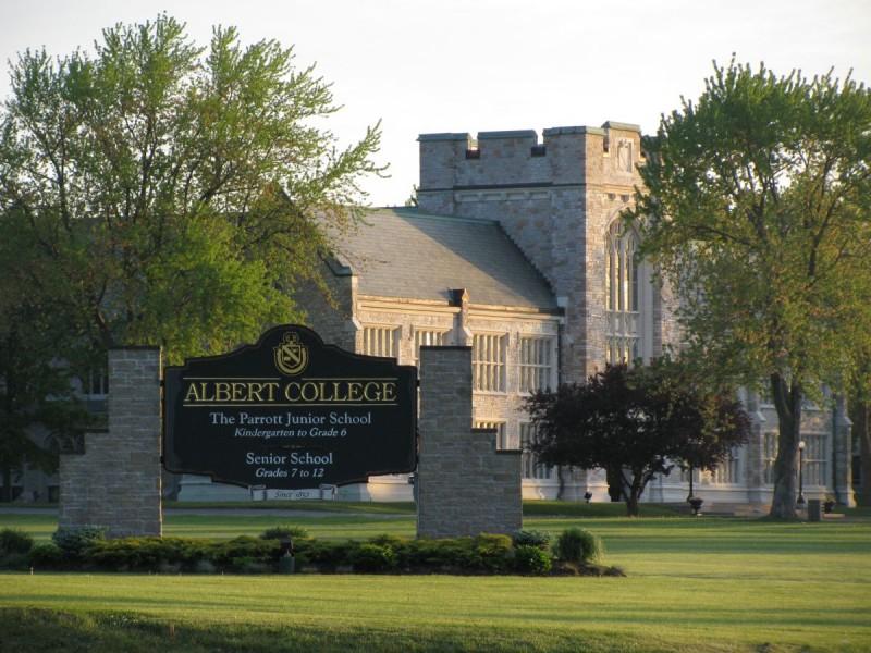 Albert  College (Academic)