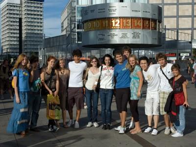 Humboldt-Institut, Berlin Zentrum (15 – 18 лет)