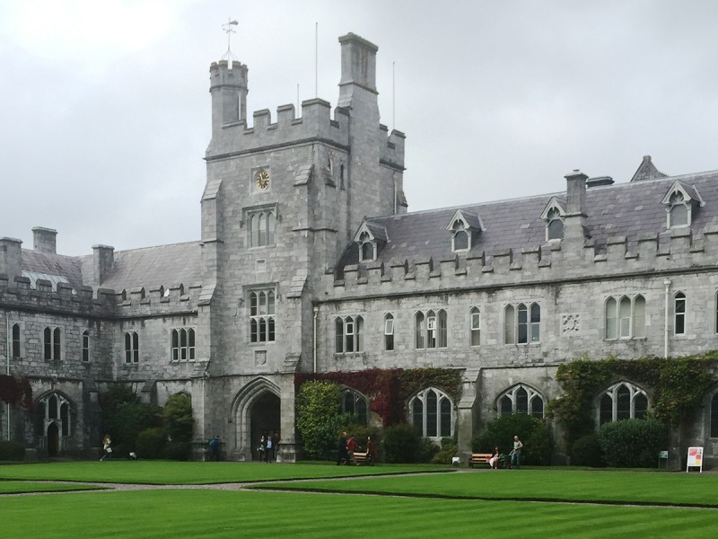 IH Dublin, University College Cork (9 – 16 лет)