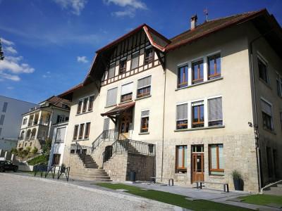École Nouvelle da la Suisse Romande (Academic)