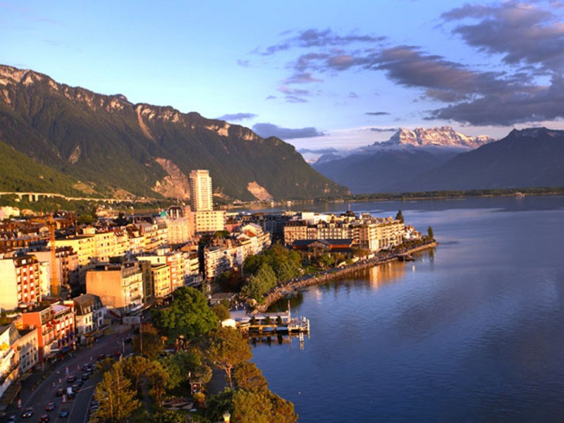 Alpadia, Montreux-Riviera (13 – 17 лет)