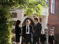 Обучение детей в школах Англии