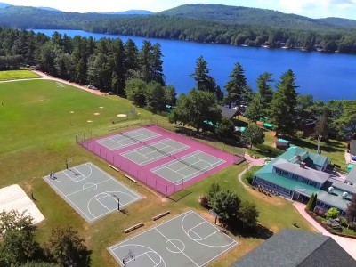 Wolfeboro The Summer Boarding School (Нью-Гэмпшир, 10 – 18 лет)