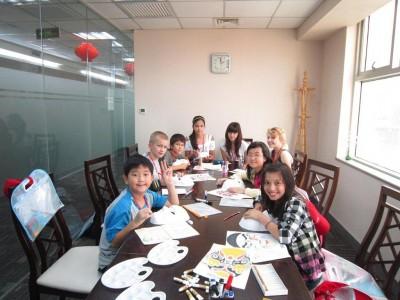 Mandarin House, Shanghai (7 – 19 лет)