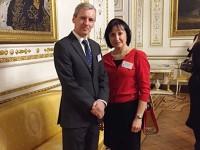 Встреча с Послом Великобритании