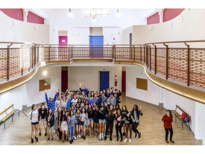 LSF, Montpellier (11 – 16 лет)