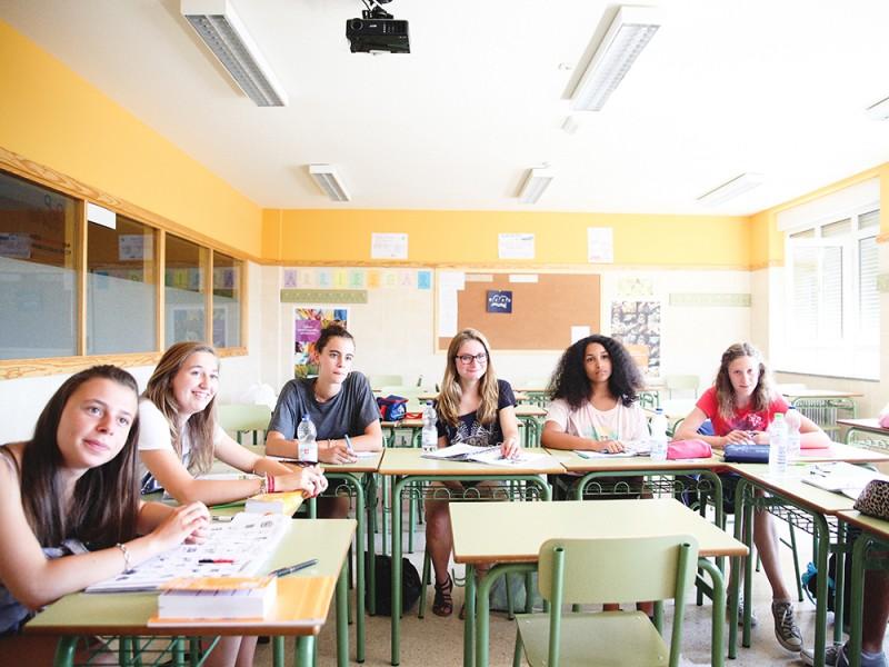 OISE, Segovia (13 – 17 лет)
