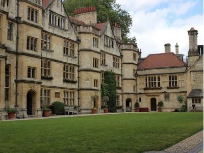 OISE, Oxford (16 – 17 лет)