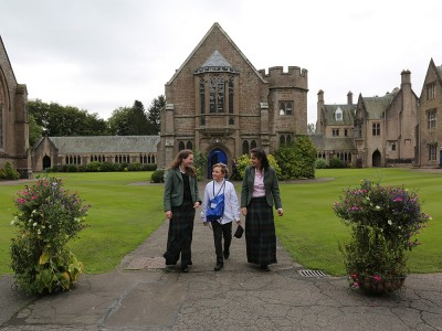 Glenalmond Summer School (10 – 16 лет)