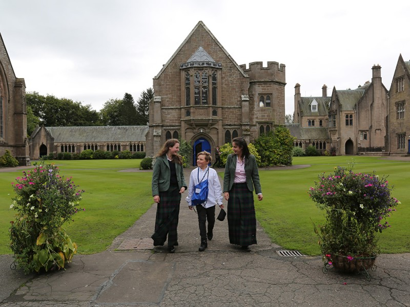 Glenalmond Summer School (10 – 15 лет)