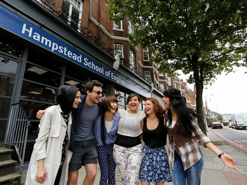 British Study Centre, London Hampstead (от 16 лет)