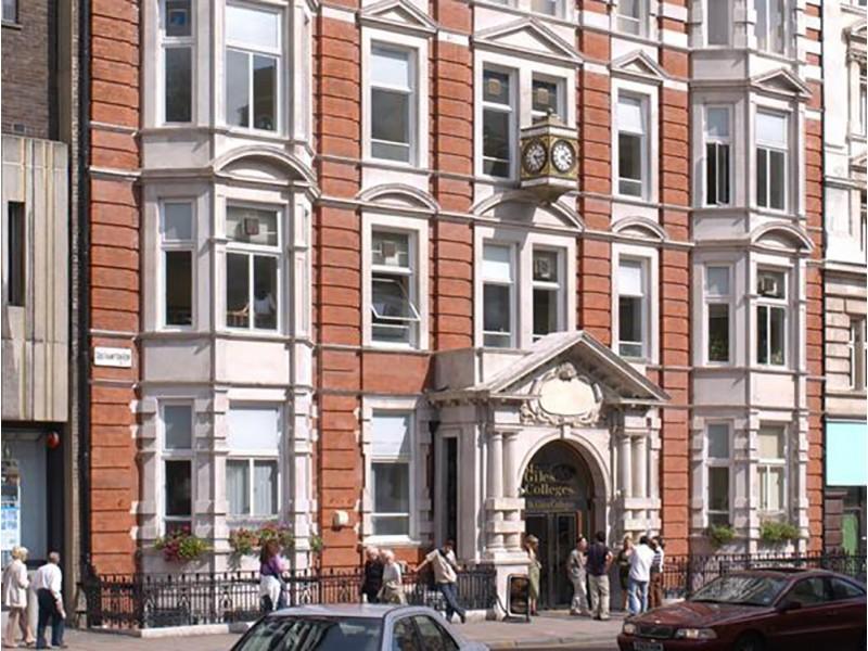 St Giles, London Central (от 16 лет)