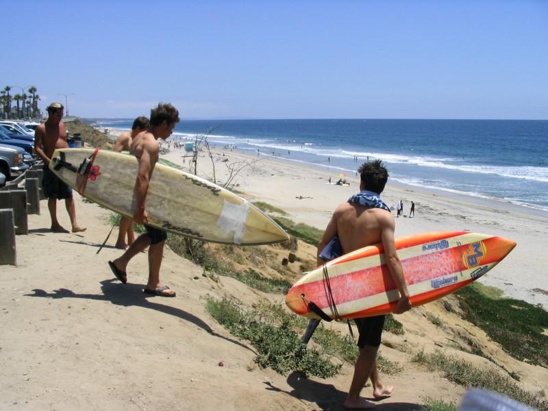 FLS, Surf Camp (от 15 лет)